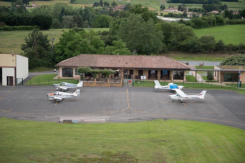 Aérodrome de Frontenas